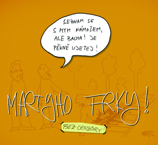 Martyho frky - Marty Pohl